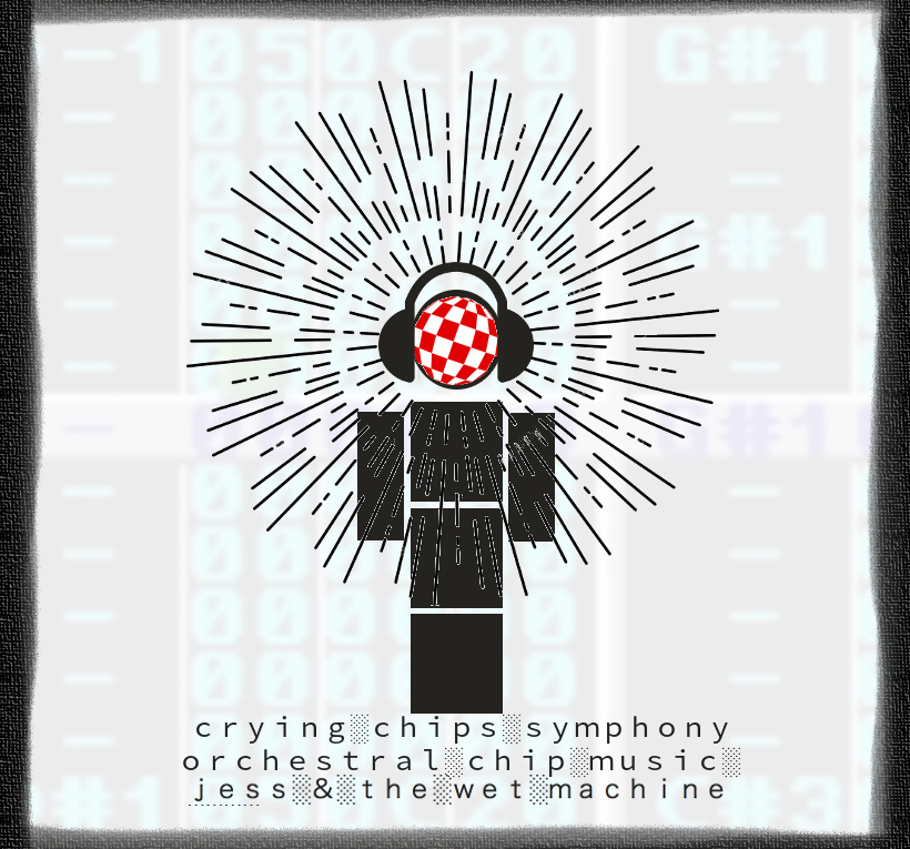 Download the Crying Chips Symphony orchestral chip music album for free